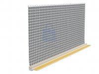 Profil okenní pro zateplovací systémy s tkaninou, Den Braven