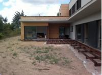 terasa u novostavby